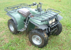 Yamaha Timberwolf 250 for sale