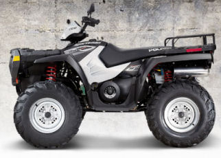 Polaris Quad Bike specs