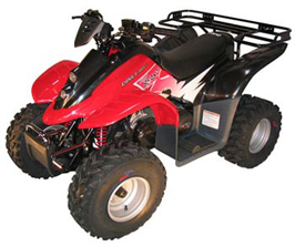 2007 Dinli Diamond Back 50 ATV specs and photos of Dinli Diamond Back 50