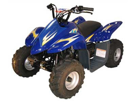 2007 Dinli Diamond Back 90 ATV specs and photos of Dinli Diamond Back 90