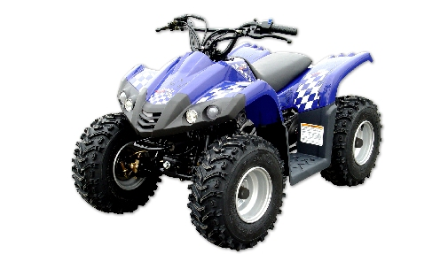 2007 Dinli JP 50 ATV specs and photos of Dinli JP 50