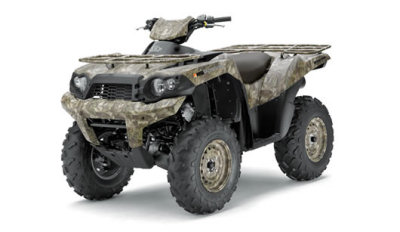 Kawasaki Brute Force 750 4x4 NRA Outdoors ATV specs and photos of Kawasaki Brute Force 750 4x4 NRA Outdoors 2007
