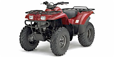 Kawasaki Prairie 360 ATV specs and photos of Kawasaki Prairie 360 2007