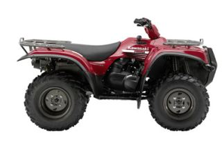 Kawasaki Prairie 700 4x4 ATV specs and photos of Kawasaki Prairie 700 4x4 2006