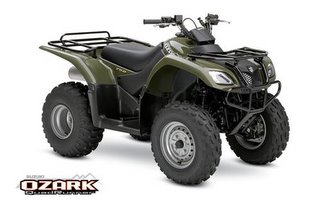 Suzuki Ozark 250 4x2 Semi-Automatic LTF250K ATV specs and photos of Suzuki Ozark 250 4x2 Semi-Automatic LTF250K 2006