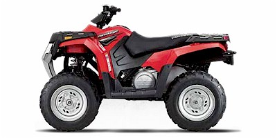 Polaris Hawkeye 300 4x2 ATV specs and photos of Polaris Hawkeye 300 4x2 2006