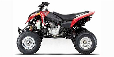 Polaris Predator 500 ATV specs and photos of Polaris Predator 500 2006