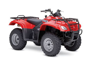 Suzuki Eiger 400 4x4 Automatic ATV specs and photos of Suzuki Eiger 400 4x4 Automatic 2007