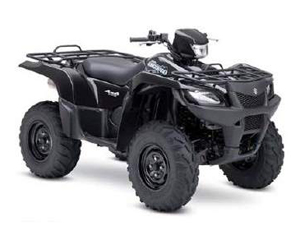 Suzuki KingQuad 700 4x4 Automatic ATV specs and photos of Suzuki KingQuad 700 4x4 Automatic 2007