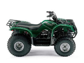 Yamaha Grizzly 125 Automatic ATV specs and photos of Yamaha Grizzly 125 Automatic 2006