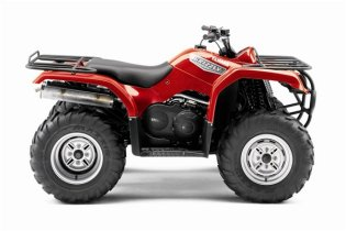 Yamaha Grizzly 350 4x2 Automatic ATV specs and photos of Yamaha Grizzly 350 4x2 Automatic 2007