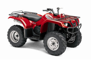 Yamaha Grizzly 350 4x4 Automatic ATV specs and photos of Yamaha Grizzly 350 4x4 Automatic 2007