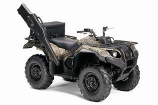Yamaha Grizzly 450 4x4 Automatic Outdoorsman Edition ATV specs and photos of Yamaha Grizzly 450 4x4 Automatic Outdoorsman Edition 2007