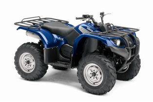 Yamaha Grizzly 450 4x4 Automatic ATV specs and photos of Yamaha Grizzly 450 4x4 Automatic 2007