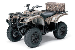 Yamaha Grizzly 660 Automatic 4x4 Ducks Unlimited Edition ATV specs and photos of Yamaha Grizzly 660 Automatic 4x4 Ducks Unlimited Edition 2006
