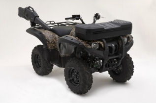 Yamaha Grizzly 700 FI 4x4 Automatic Ducks Unlimited Edition ATV specs and photos of Yamaha Grizzly 700 FI 4x4 Automatic Ducks Unlimited Edition 2007