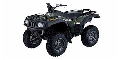 Arctic Cat 400 4X4 Automatic ACT ATV specs and photos of Arctic Cat 400 4X4 Automatic ACT 2004