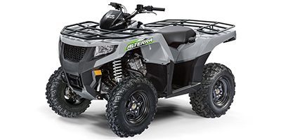 2020 Arctic Cat Alterra 570 4x4 ATV specs and photos of Arctic Cat Alterra 570 4x4