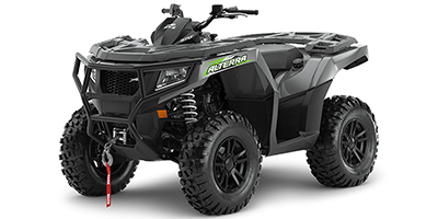2020 Arctic Cat Alterra 570 EPS ATV specs and photos of Arctic Cat Alterra 570 EPS
