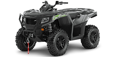 2020 Arctic Cat Alterra 700 EPS ATV specs and photos of Arctic Cat Alterra 700 EPS