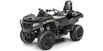2020 Arctic Cat Alterra 700 TRV ATV specs and photos of Arctic Cat Alterra 700 TRV