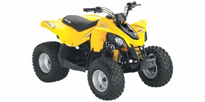 Can-Am DS 250 ATV specs and photos of Can-Am DS 250 2008
