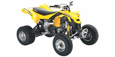 Can-Am DS 450 EFI ATV specs and photos of Can-Am DS 450 EFI 2008