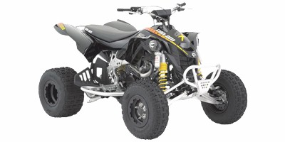 Can-Am DS 450 EFI X ATV specs and photos of Can-Am DS 450 EFI X 2008