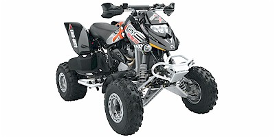 Can-Am DS 650 X ATV specs and photos of Can-Am DS 650 X 2007