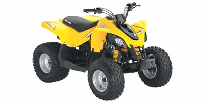 Can-Am DS 70 ATV specs and photos of Can-Am DS 70 2008