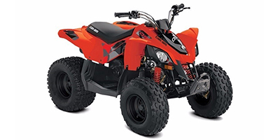 2020 Can-Am DS 70 ATV specs and photos of Can-Am DS 70