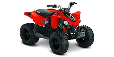 2020 Can-Am DS 90 ATV specs and photos of Can-Am DS 90