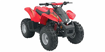 Can-Am DS 90 4-Stroke ATV specs and photos of Can-Am DS 90 4-Stroke 2007