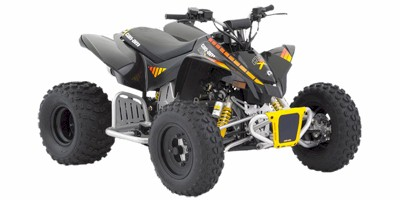 Can-Am DS 90 X ATV specs and photos of Can-Am DS 90 X 2008