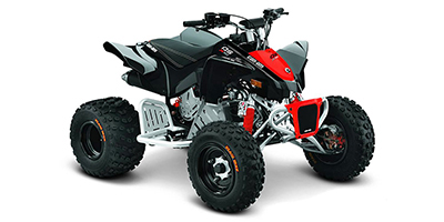 2020 Can-Am DS 90 X ATV specs and photos of Can-Am DS 90 X