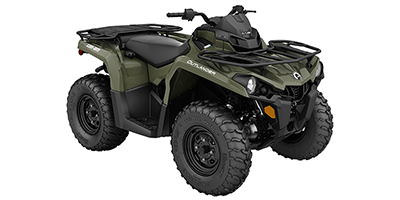 2020 Can-Am Outlander 450 ATV specs and photos of Can-Am Outlander 450
