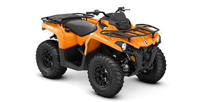 2020 Can-Am Outlander DPS 570 ATV specs and photos of Can-Am Outlander DPS 570