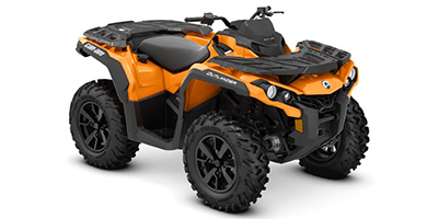 2020 Can-Am Outlander DPS 850 ATV specs and photos of Can-Am Outlander DPS 850