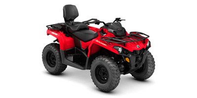 2020 Can-Am Outlander MAX 570 ATV specs and photos of Can-Am Outlander MAX 570
