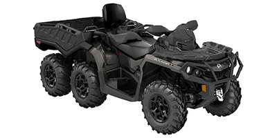 2020 Can-Am Outlander MAX 6x6 XT 1000 ATV specs and photos of Can-Am Outlander MAX 6x6 XT 1000