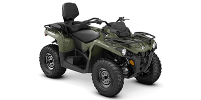 2020 Can-Am Outlander MAX DPS 450 ATV specs and photos of Can-Am Outlander MAX DPS 450