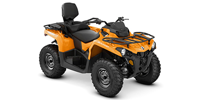 2020 Can-Am Outlander MAX DPS 570 ATV specs and photos of Can-Am Outlander MAX DPS 570