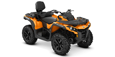 2020 Can-Am Outlander MAX DPS 650 ATV specs and photos of Can-Am Outlander MAX DPS 650