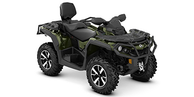2020 Can-Am Outlander MAX Limited 1000R ATV specs and photos of Can-Am Outlander MAX Limited 1000R