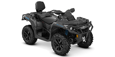 2020 Can-Am Outlander MAX XT 1000R ATV specs and photos of Can-Am Outlander MAX XT 1000R