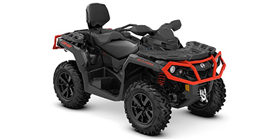 2020 Can-Am Outlander MAX XT 650 ATV specs and photos of Can-Am Outlander MAX XT 650