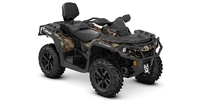 2020 Can-Am Outlander MAX XT 850 ATV specs and photos of Can-Am Outlander MAX XT 850