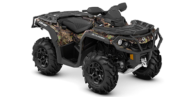2020 Can-Am Outlander Mossy Oak Edition 650 ATV specs and photos of Can-Am Outlander Mossy Oak Edition 650