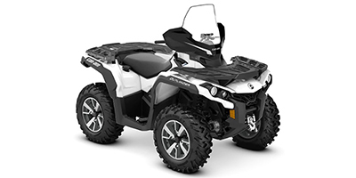 2020 Can-Am Outlander North Edition 850 ATV specs and photos of Can-Am Outlander North Edition 850