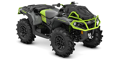 2020 Can-Am Outlander X mr 1000R ATV specs and photos of Can-Am Outlander X mr 1000R